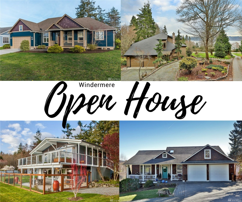 Windermere Whidbey Island Open House
