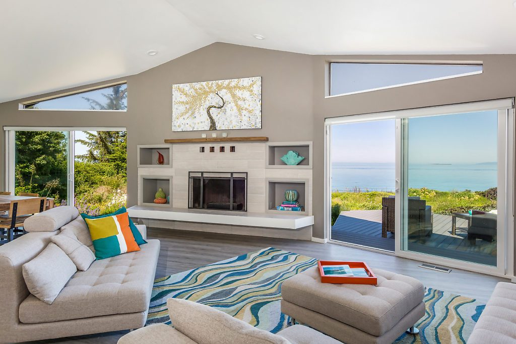 Beautifully, staged home on Whidbey Island, Anita Johnston