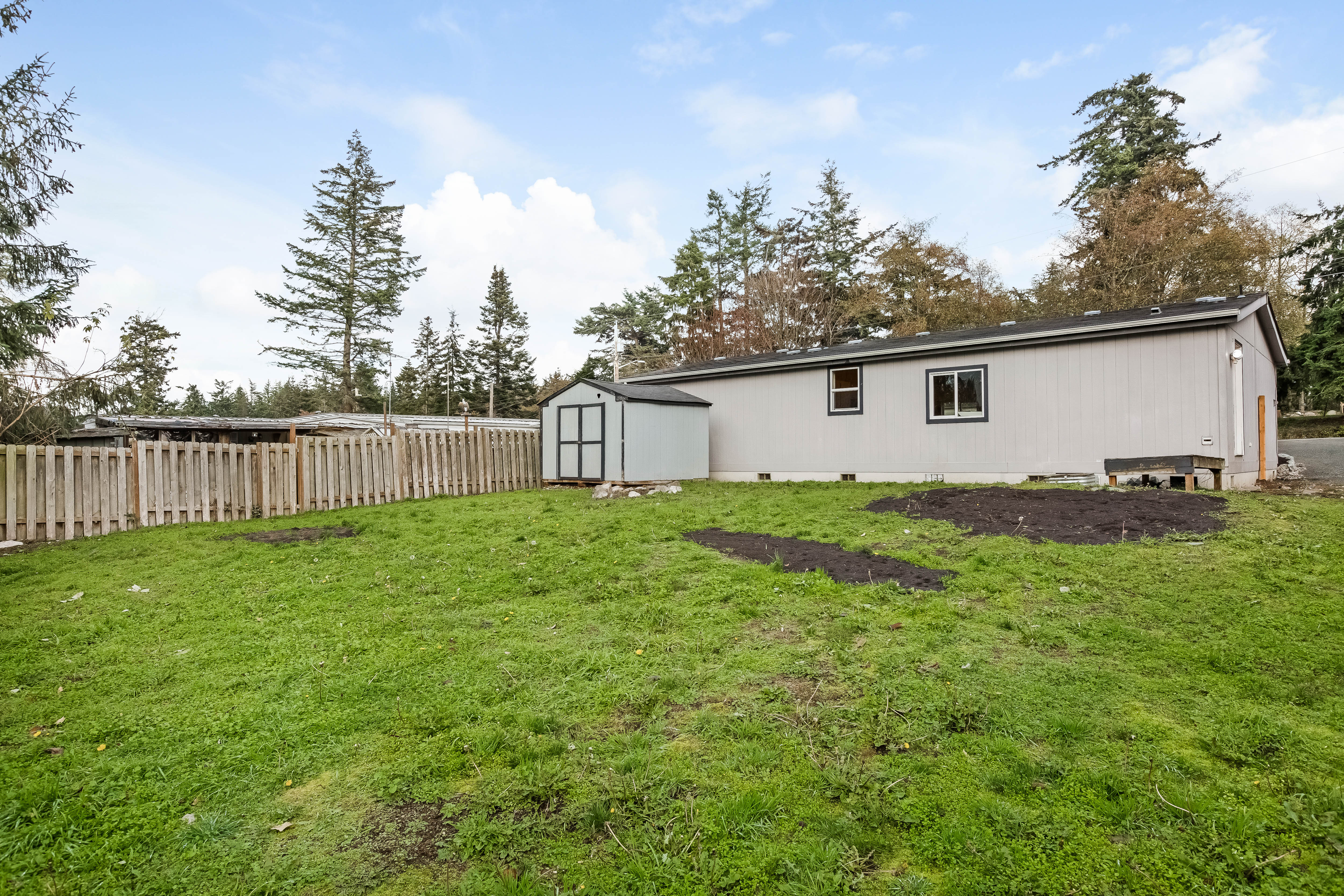 Back yards, Whidbey Island, Island life, Anita Johnston, Windermere