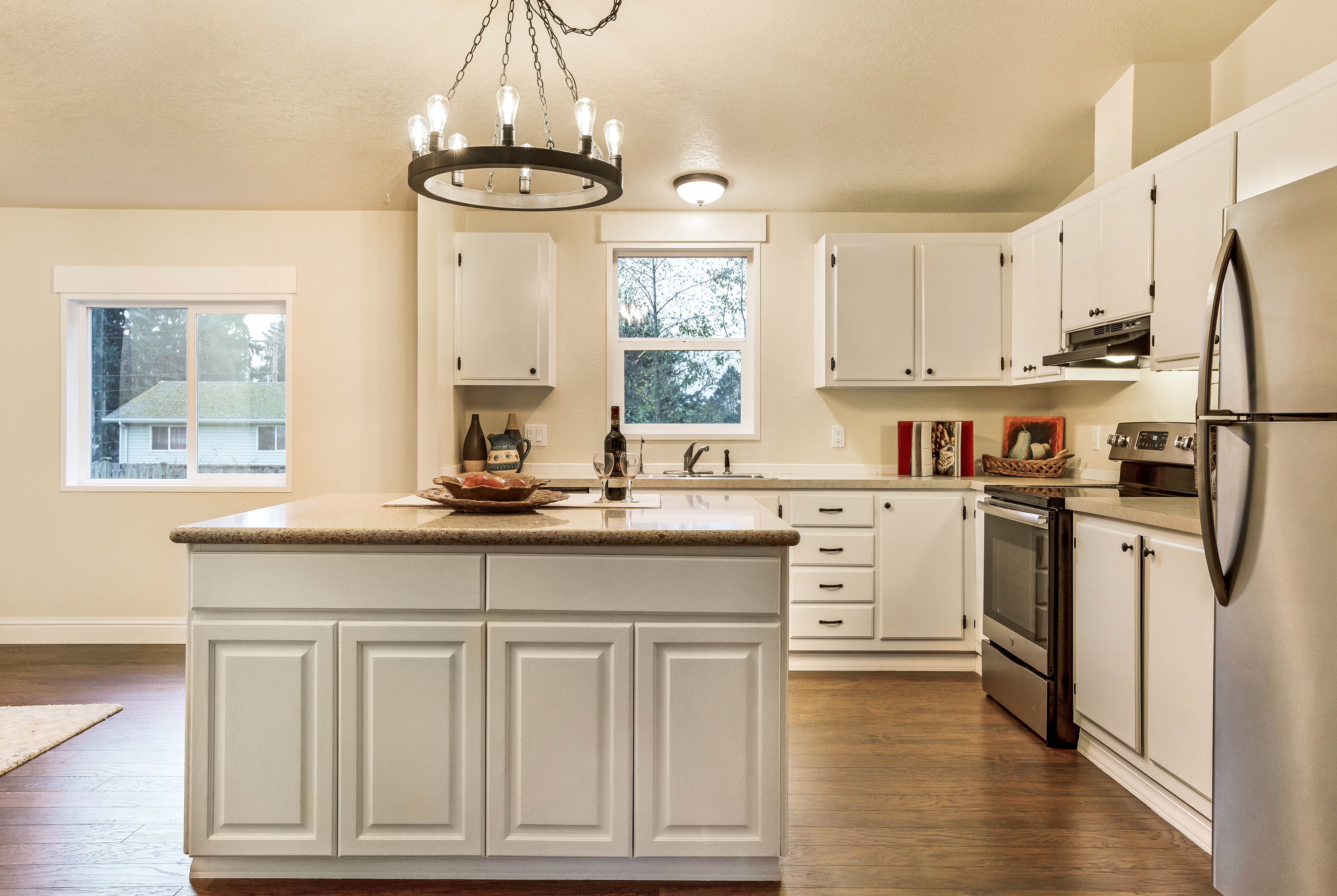 Kitchen, Kitchen design, Oak Harbor, Whidbey Island, Anita Johnston, Real estate