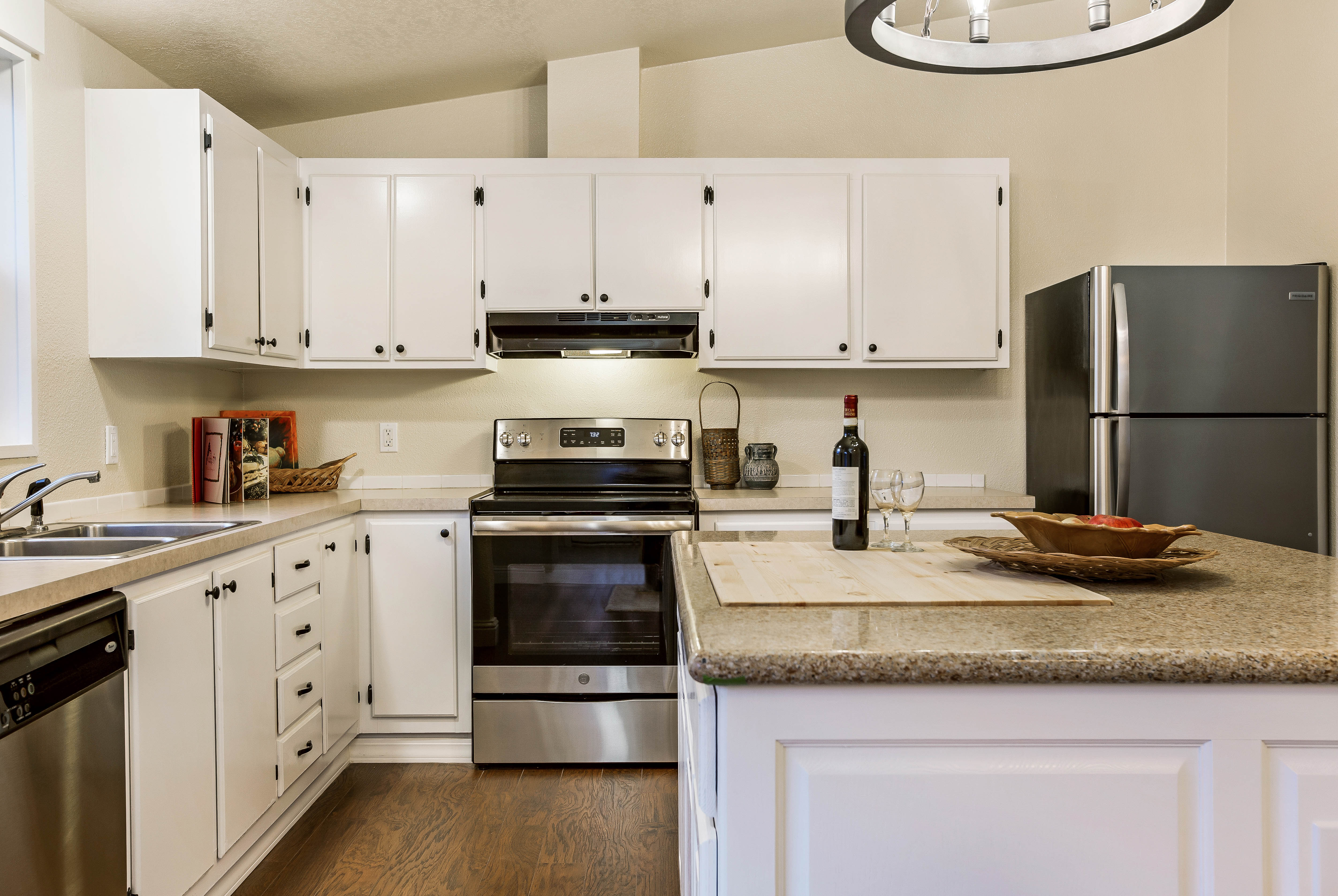 Kitchen, home for sale, Anita Johnston, Windermere, whidbey Island