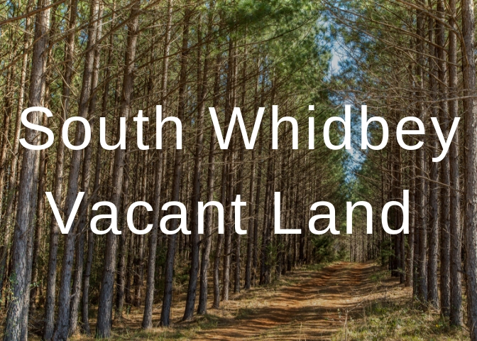 South Whidbey Vacant Land, anita Johnston, Whidbey Island, build your dream home